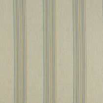 Boho Stripe Damson Spice Curtains